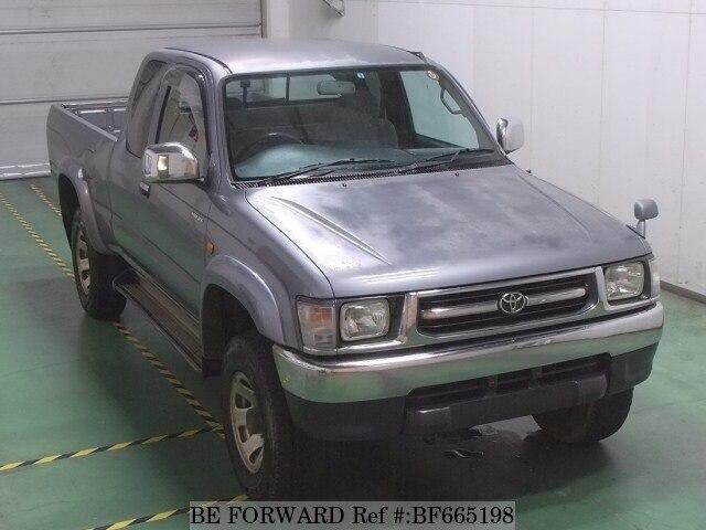 TOYOTA / Hilux Sports Pickup (GC-RZN174H)