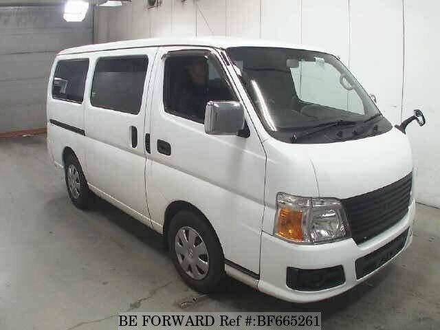 NISSAN / Caravan Van (ADF-VWME25)