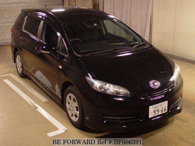 TOYOTA / Wish (DBA-ZGE20G)