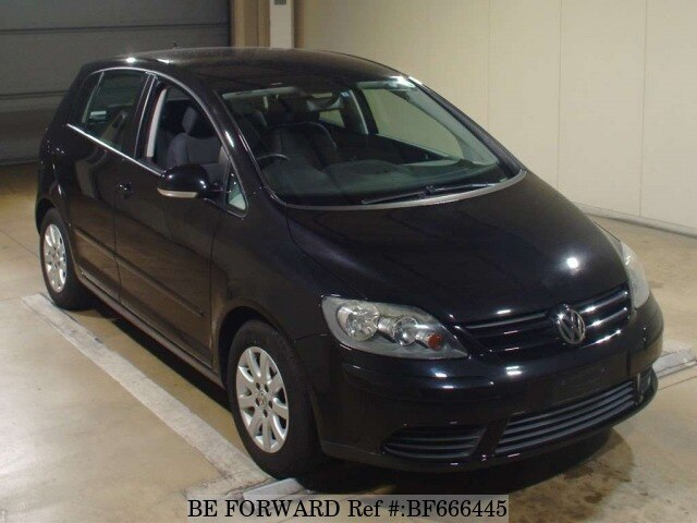 VOLKSWAGEN / Golf Plus (GH-1KBLX)