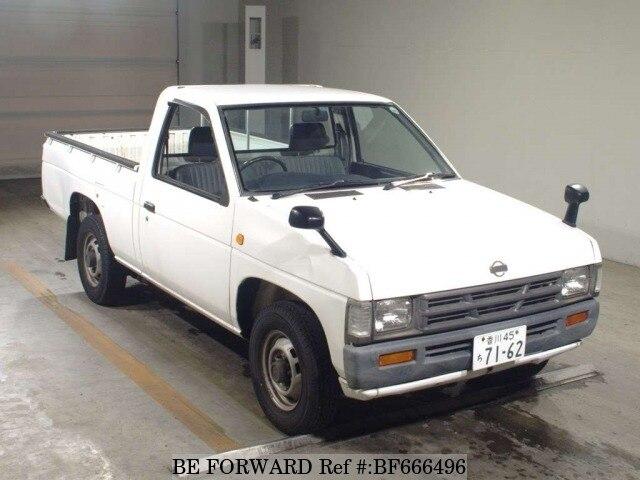 NISSAN / Datsun Truck (KC-BD21)