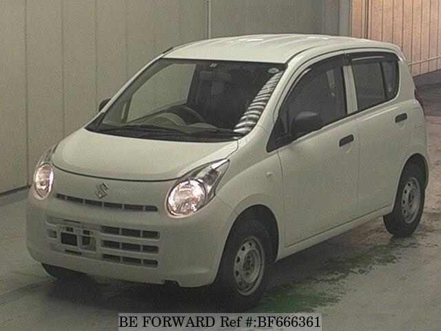 SUZUKI / Alto (HBD-HA25V)
