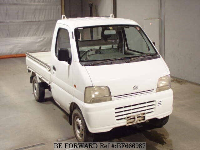SUZUKI / Carry Truck (GD-DB52T)