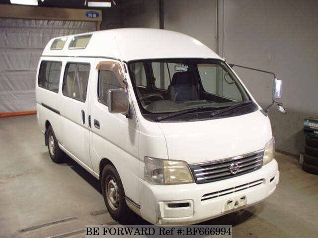 NISSAN / Caravan Bus (GE-DQGE25)