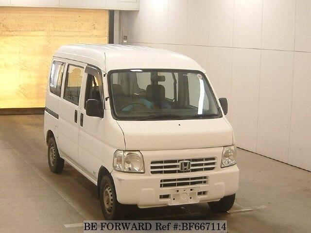 HONDA / Acty Van (GBD-HH5)