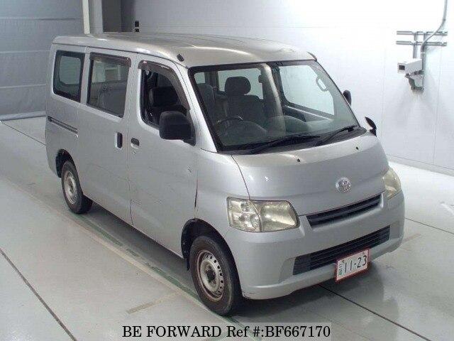 TOYOTA / Townace Van (ABF-S402M)