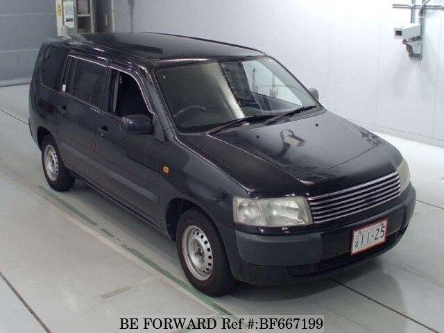 TOYOTA / Probox Wagon (CBA-NCP58G)