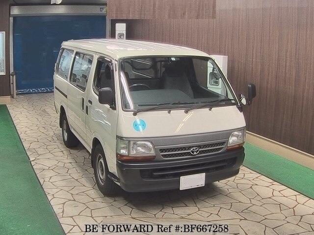 TOYOTA / Hiace Van (GE-RZH102V)