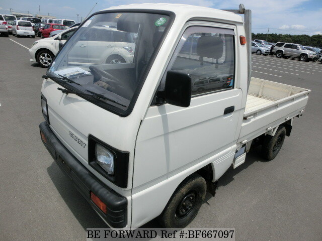 SUZUKI / Carry Truck (M-DA71T)