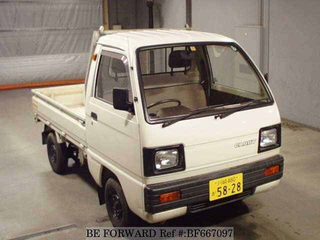 SUZUKI / Carry Truck (M-DA71T)