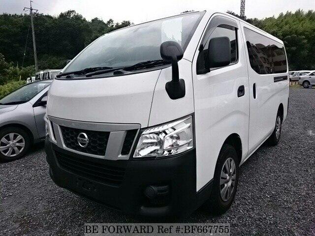 NISSAN / Caravan Van (LDF-VW6E26)