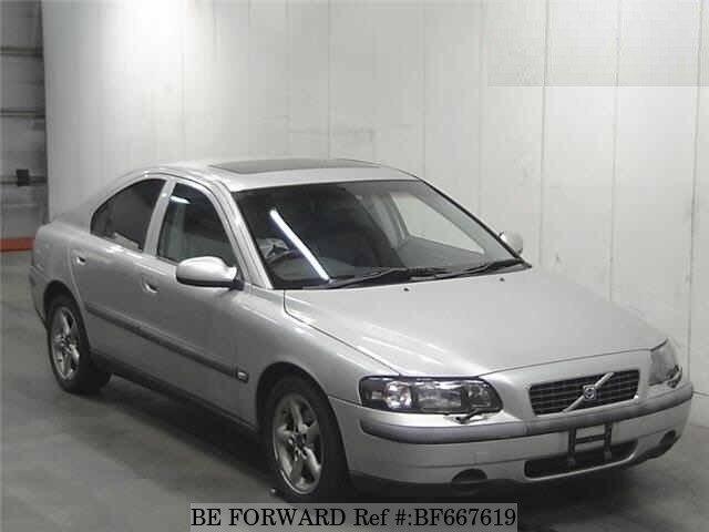 VOLVO / S60 (TA-RB5244)