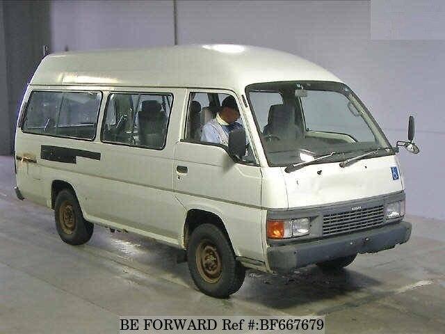 NISSAN / Caravan Van (U-VRMGE24)
