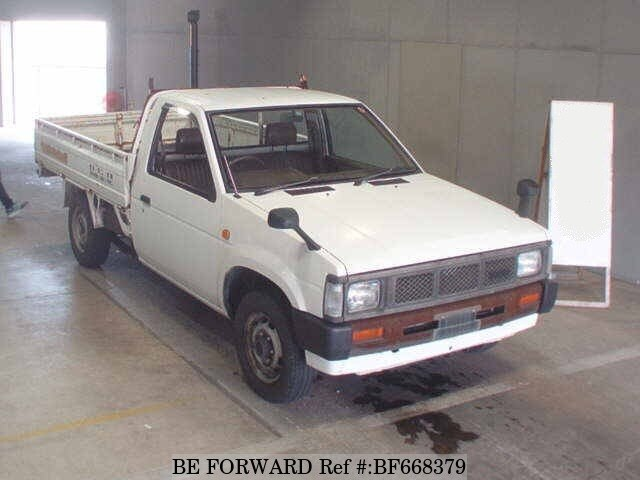 NISSAN / Datsun Truck (S-PGD21)