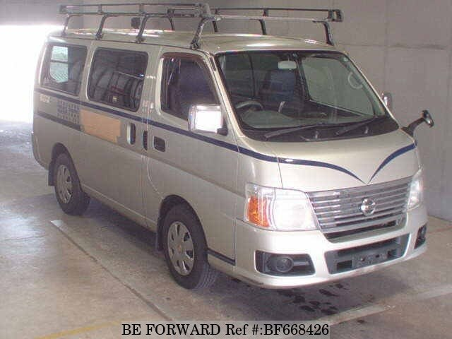 NISSAN / Caravan Van (KR-VWE25)