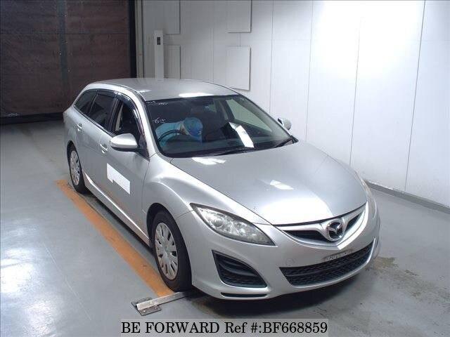 MAZDA / Atenza Sport Wagon (DBA-GHEFW)