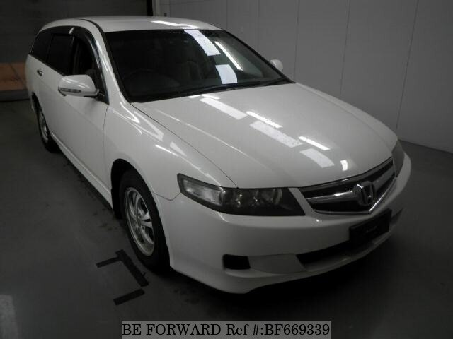 HONDA / Accord Wagon (DBA-CM1)