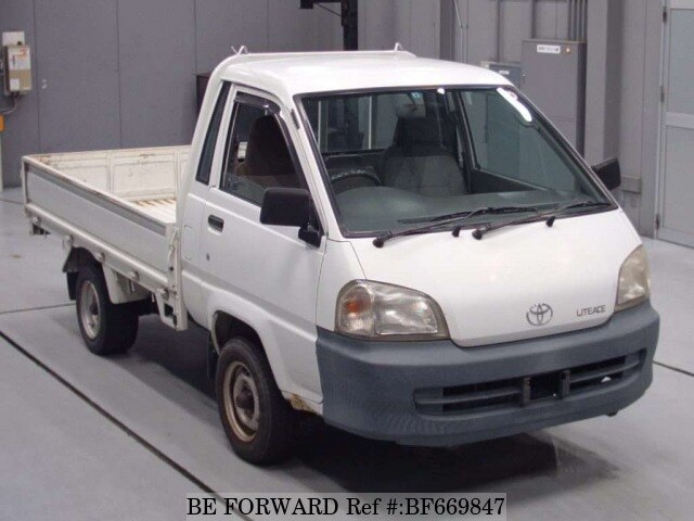 TOYOTA / Liteace Truck (GC-KM70)