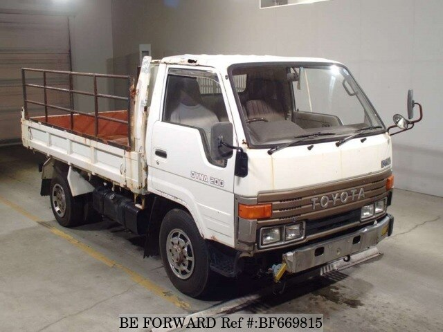 TOYOTA / Dyna Truck (U-BU66D)