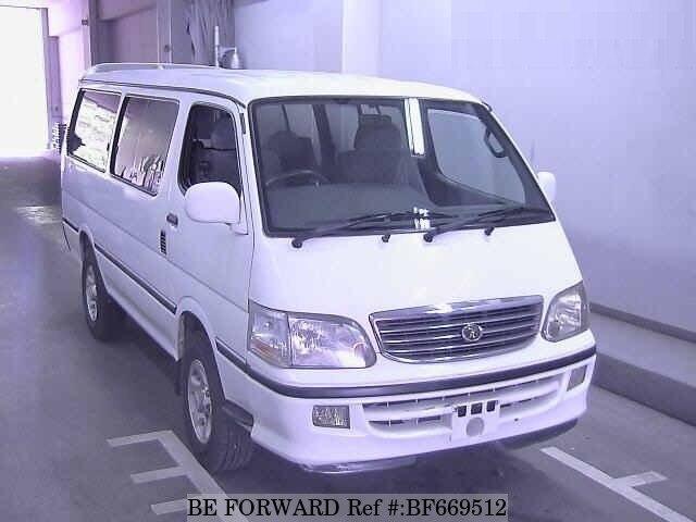 TOYOTA / Hiace Wagon (KD-KZH116G)