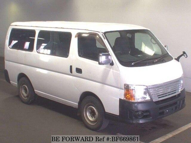 NISSAN / Caravan Van (KR-VWME25)