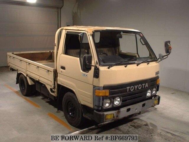TOYOTA / Dyna Truck (N-BU60)