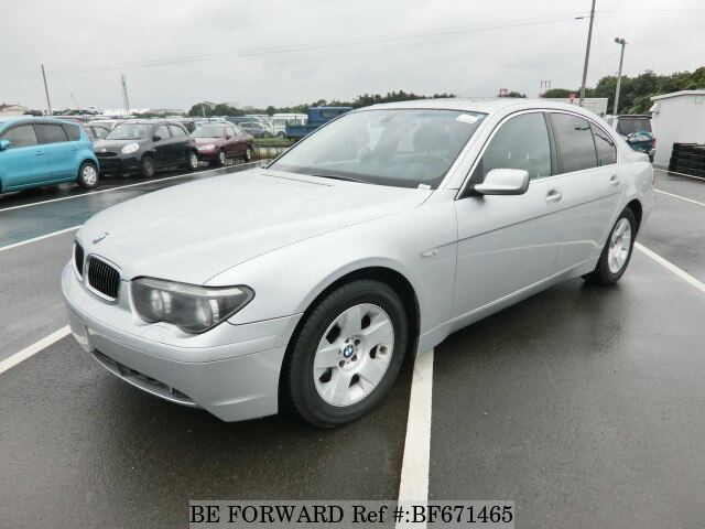 BMW 7 Series for SALE Used 2003 Year Model km BF671465