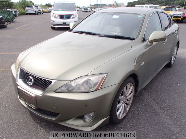 LEXUS / IS (DBA-GSE20)