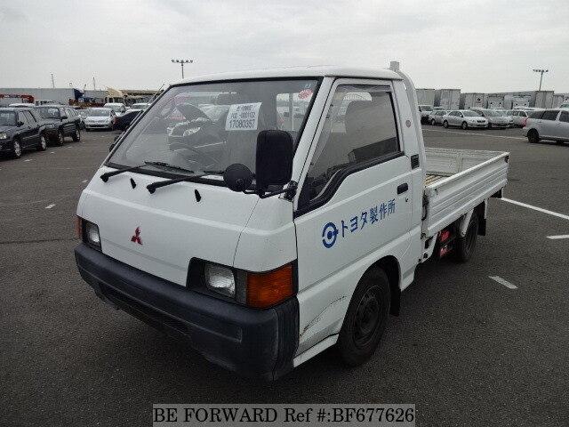 MITSUBISHI / Delica Truck