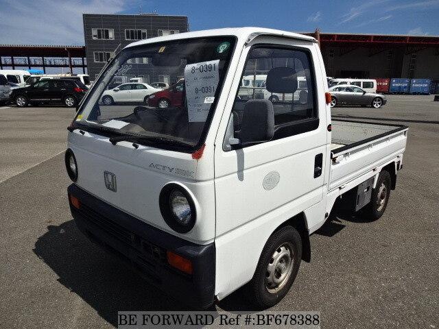 HONDA / Acty Truck (M-HA1)