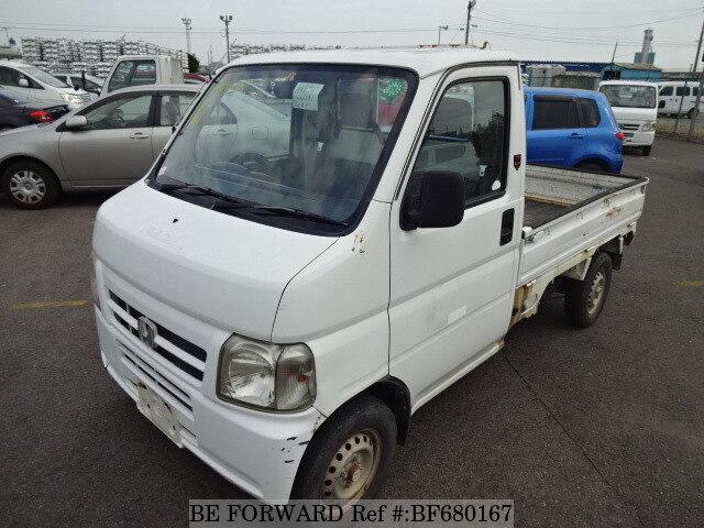 HONDA / Acty Truck (GD-HA6)