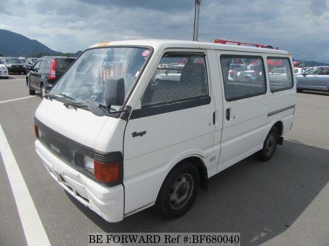 MAZDA / Bongo Van (GA-SS88V)