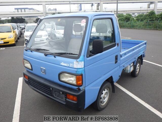 HONDA / Acty Truck (V-HA4)