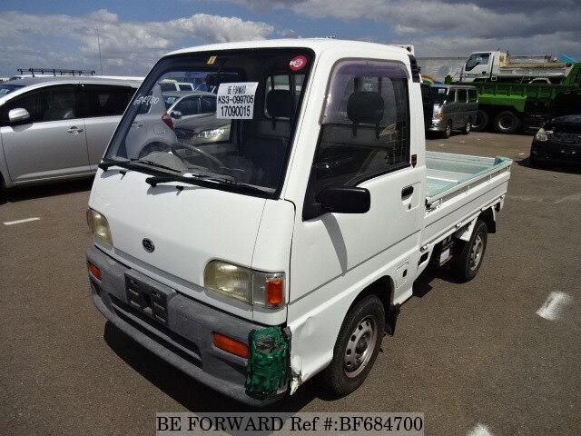 SUBARU / Sambar Truck
