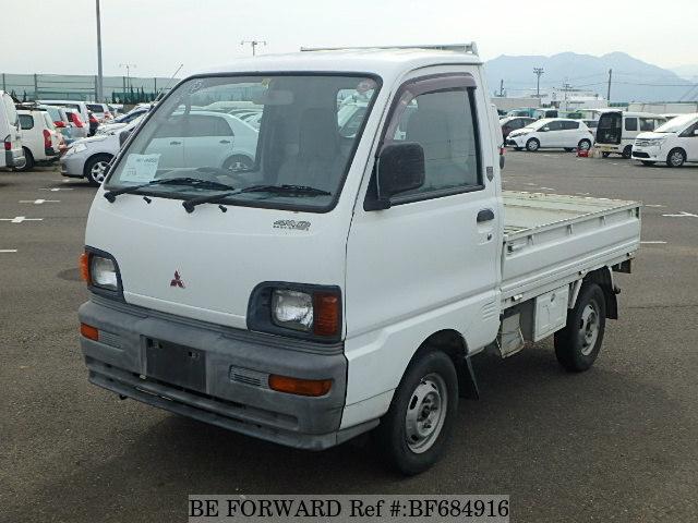 MITSUBISHI / Minicab Truck