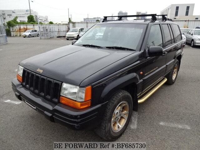 JEEP / Grand Cherokee (E-ZG40)