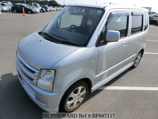 SUZUKI / Wagon R (DBA-MH21S)