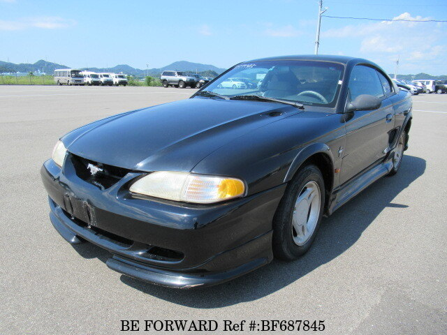 FORD / Mustang (E-1FARW40)