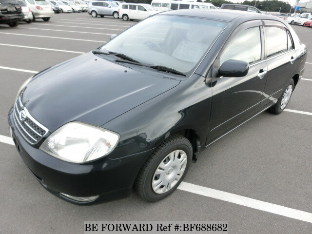 TOYOTA / Corolla Sedan (TA-ZZE122)