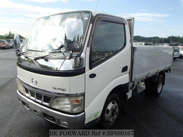 HINO / Dutro (PB-XZU304M)