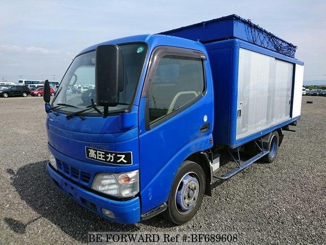 HINO / Dutro (PB-XZU336M)