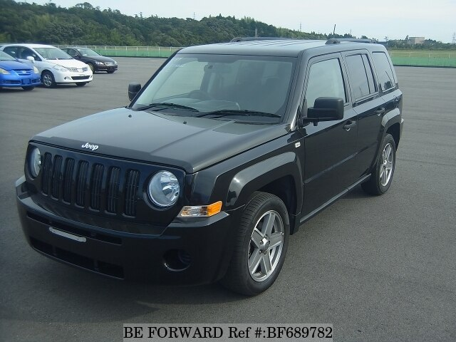 JEEP / Patriot (ABA-MK74)
