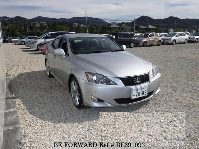 LEXUS / IS (DBA-GSE21)