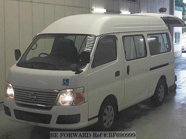 NISSAN / Caravan Van (CBF-DSGE25)