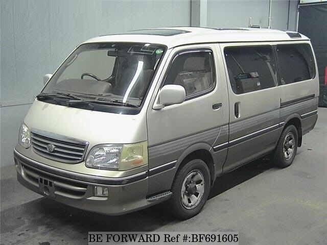 TOYOTA / Hiace Wagon (Y-KZH106W)
