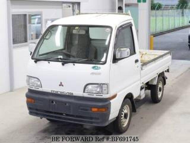 MITSUBISHI / Minicab Truck (V-U42T)