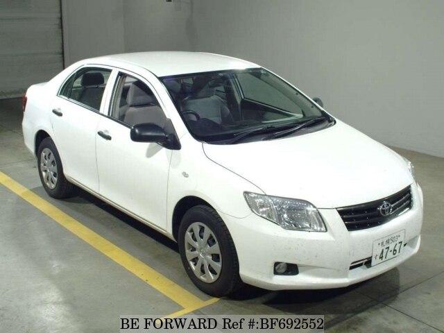 TOYOTA / Corolla Axio (DBA-NZE144)