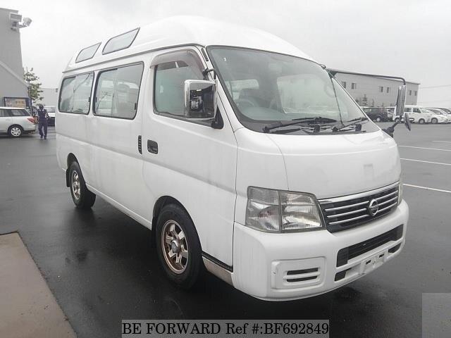 NISSAN / Caravan Van (LC-DQGE25)