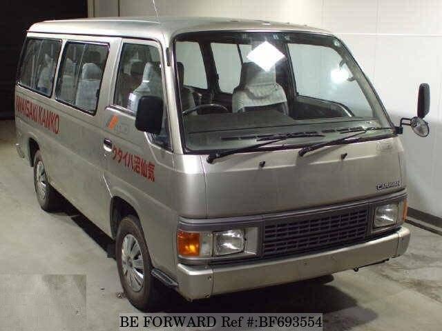 NISSAN / Caravan Coach (Y-KRMGE24)