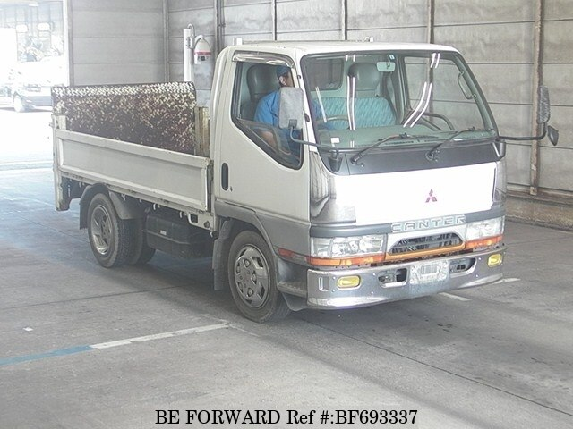 MITSUBISHI / Canter (U-FE516B)